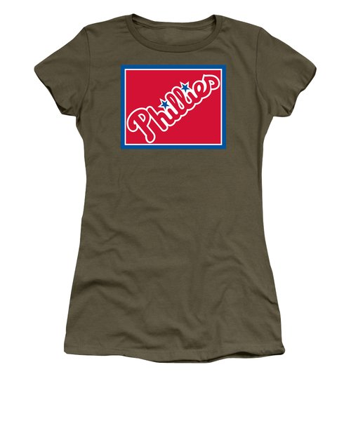 Philadelphia Phillies Baseball Women's T-Shirt