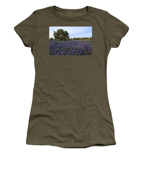 Picture Perfect Women's T-Shirt (Junior Cut) by Susan Rovira