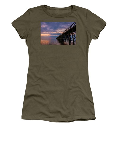 Pier To The Horizon Women's T-Shirt