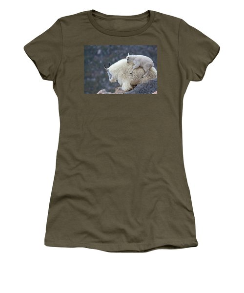 Piggyback Ride Women's T-Shirt