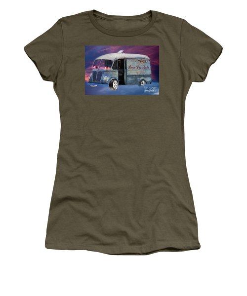 Pin Up Cars - #2 Women's T-Shirt