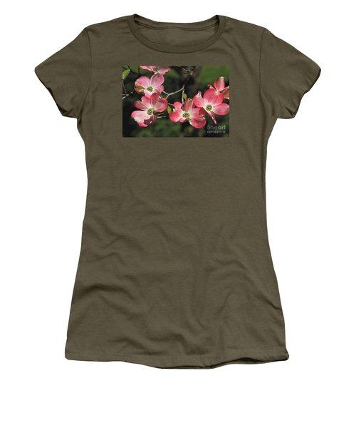 Pink Dogwood Women's T-Shirt