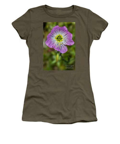 Pink Evening Primrose Women's T-Shirt