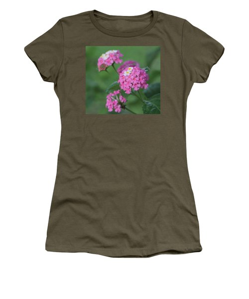 Pink Lantana 2 Women's T-Shirt