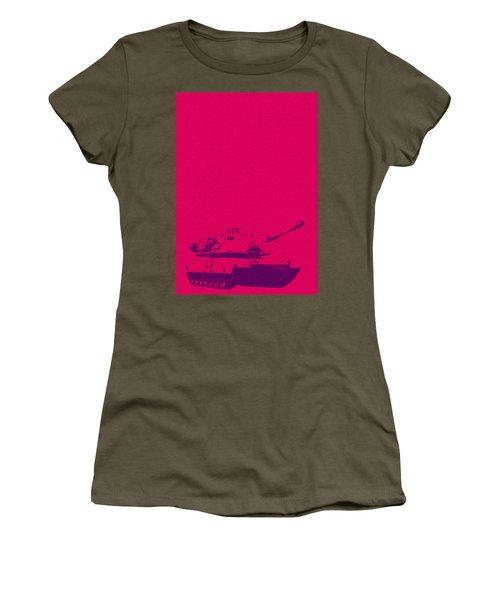 Pink Tank Women's T-Shirt