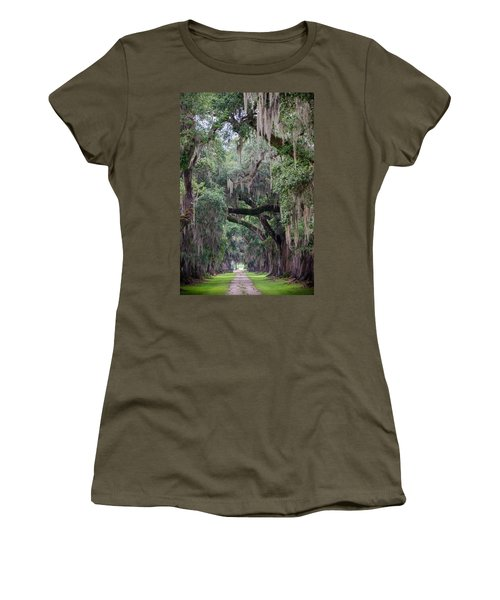 Plantation Path Women's T-Shirt