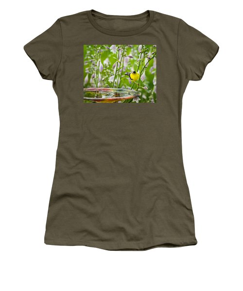 Poolside Perch Women's T-Shirt