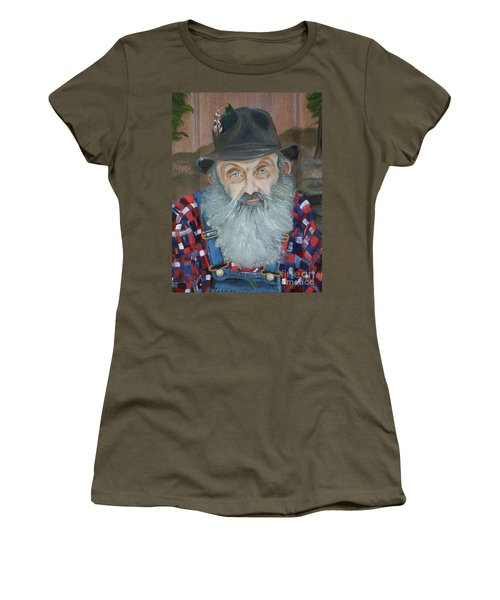 Popcorn Sutton - Moonshiner - Portrait Women's T-Shirt