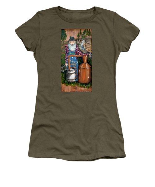 Popcorn Sutton - Moonshiner - Redneck Women's T-Shirt
