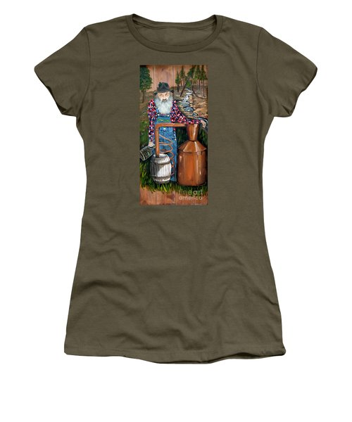 Popcorn Sutton - Moonshiner - Redneck Women's T-Shirt