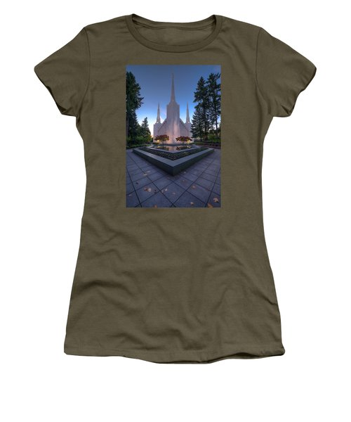 Portland Temple Women's T-Shirt