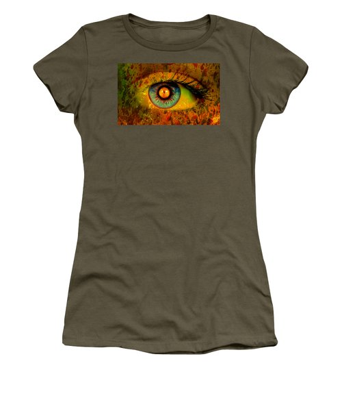 Possessed Women's T-Shirt (Athletic Fit)