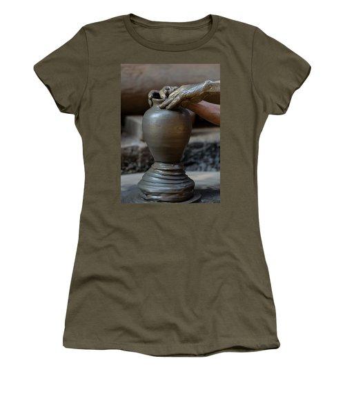 Potter At Work Women's T-Shirt