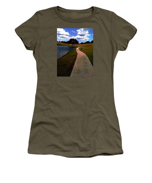 Private Park,fl. Women's T-Shirt