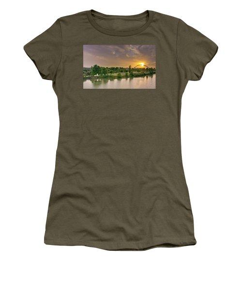 Puente De Lusitania Women's T-Shirt