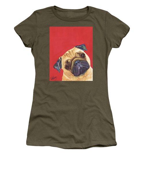 Pug 2 Women's T-Shirt