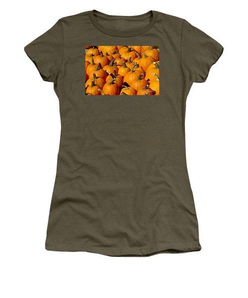 Pumpkins Women's T-Shirt