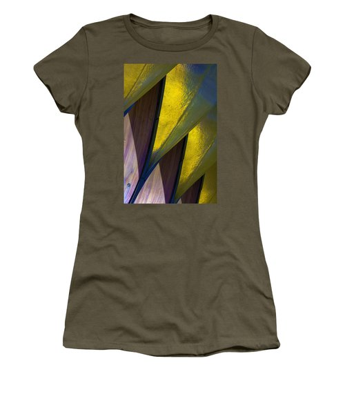 Pure Gold Women's T-Shirt (Athletic Fit)