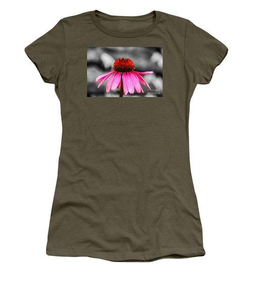 Purple Coneflower - Sc Women's T-Shirt