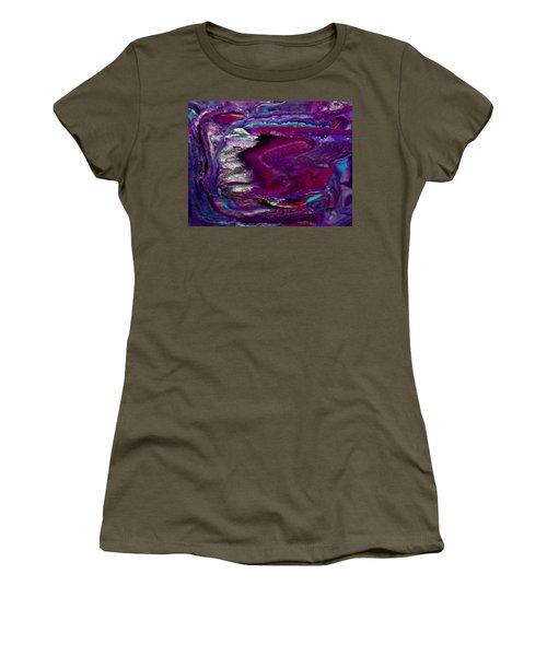 Purple Craze Women's T-Shirt