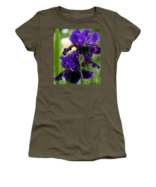 Purple Majesty Women's T-Shirt (Athletic Fit)