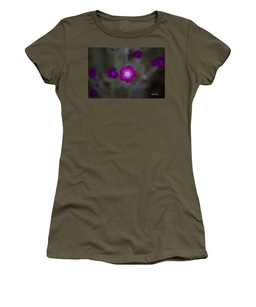 Purplish  Women's T-Shirt