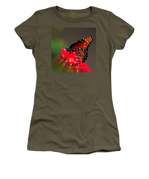 Queen Butterfly II Women's T-Shirt
