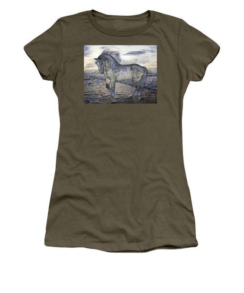 Quiet Steps Women's T-Shirt