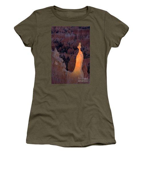 Rabbit Sunset Point Bryce Canyon National Park Women's T-Shirt