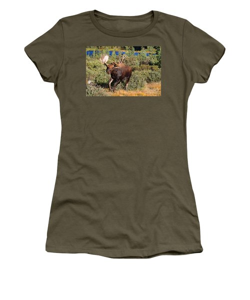 Charging Bull Women's T-Shirt