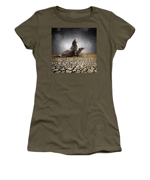 Rain Relief Women's T-Shirt
