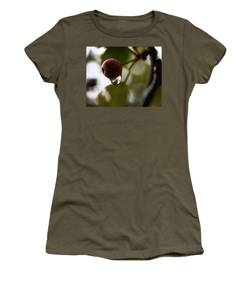 Raindrop Reflection 1 Women's T-Shirt