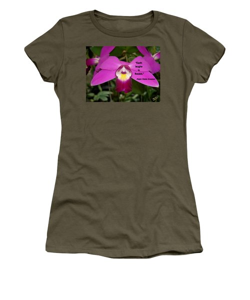 Ralph Waldo Emerson Women's T-Shirt