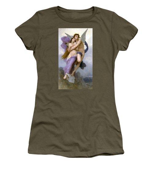 Rapture Of Psyche  Women's T-Shirt