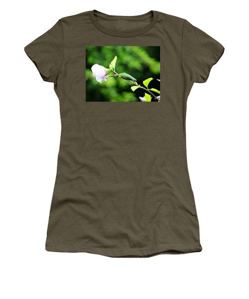 Reaching For Nectar Women's T-Shirt (Junior Cut) by Ecinja