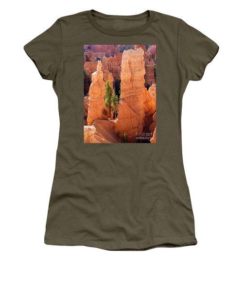 Reaching Towards The Sun Women's T-Shirt