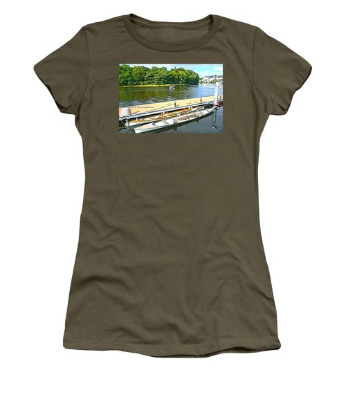 Ready To Row Women's T-Shirt