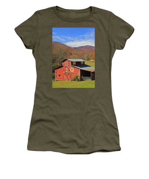 Red Barn Women's T-Shirt