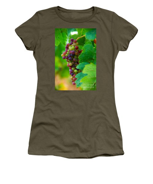 Red Grapes Women's T-Shirt