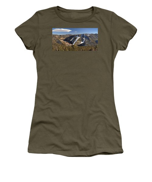 Red River In Spring Women's T-Shirt (Athletic Fit)
