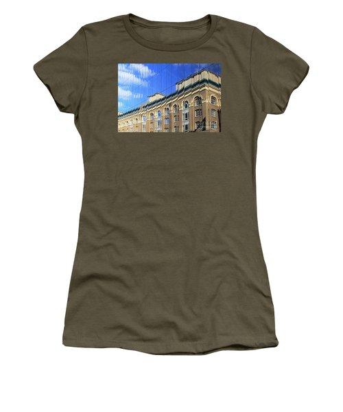 Reflected Building London Women's T-Shirt