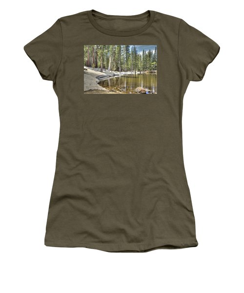 reflecting pond 2 Carson Spur Women's T-Shirt