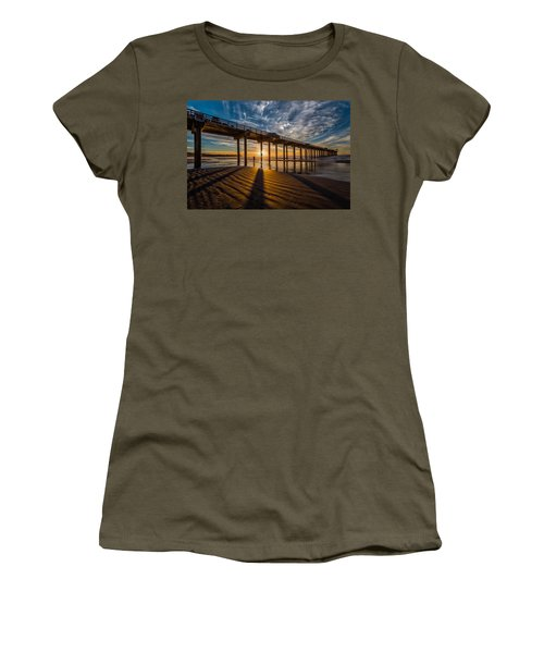 Reflection And Shadow Women's T-Shirt