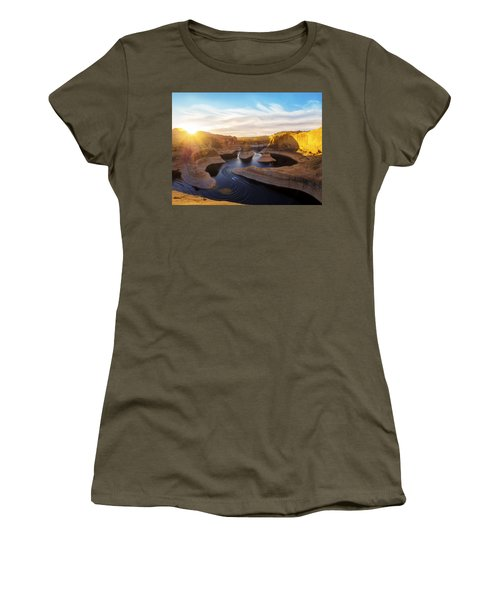 Reflection Canyon Women's T-Shirt