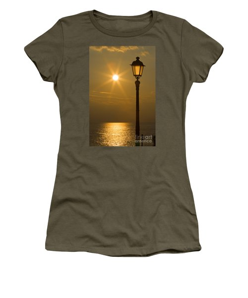 Reflections Women's T-Shirt (Junior Cut) by Antonio Scarpi