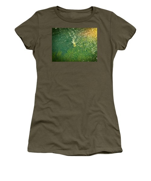 Reflections Of Time Women's T-Shirt