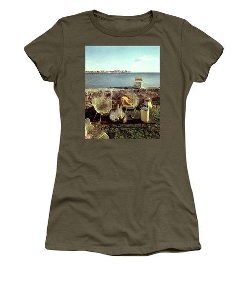 Retro Outdoor Furniture Women's T-Shirt