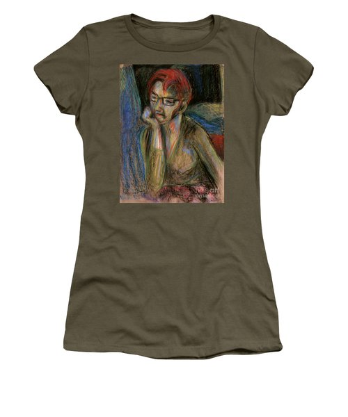 Retrospection - Woman Women's T-Shirt (Athletic Fit)