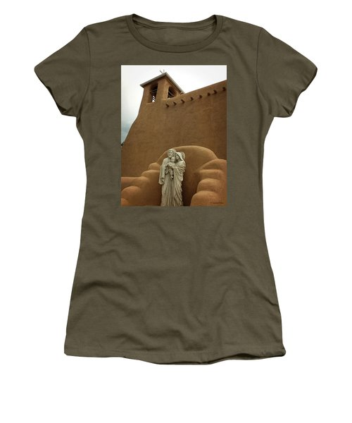 Righteous And Mercy Women's T-Shirt (Junior Cut) by Lucinda Walter