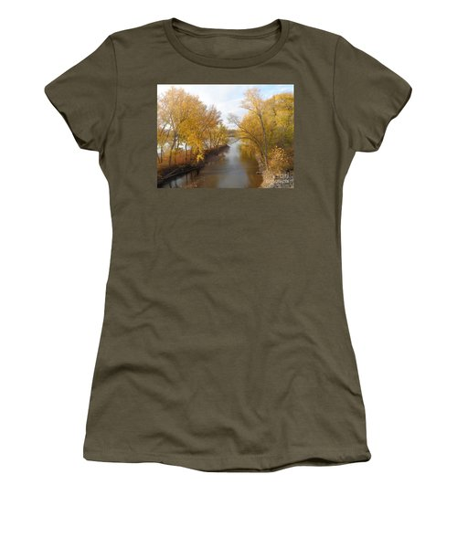 River And Gold Women's T-Shirt